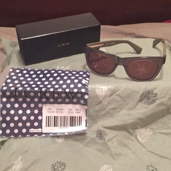 e5b6720750 J. Crew Accessories - J Crew Betty oversized sunglasses